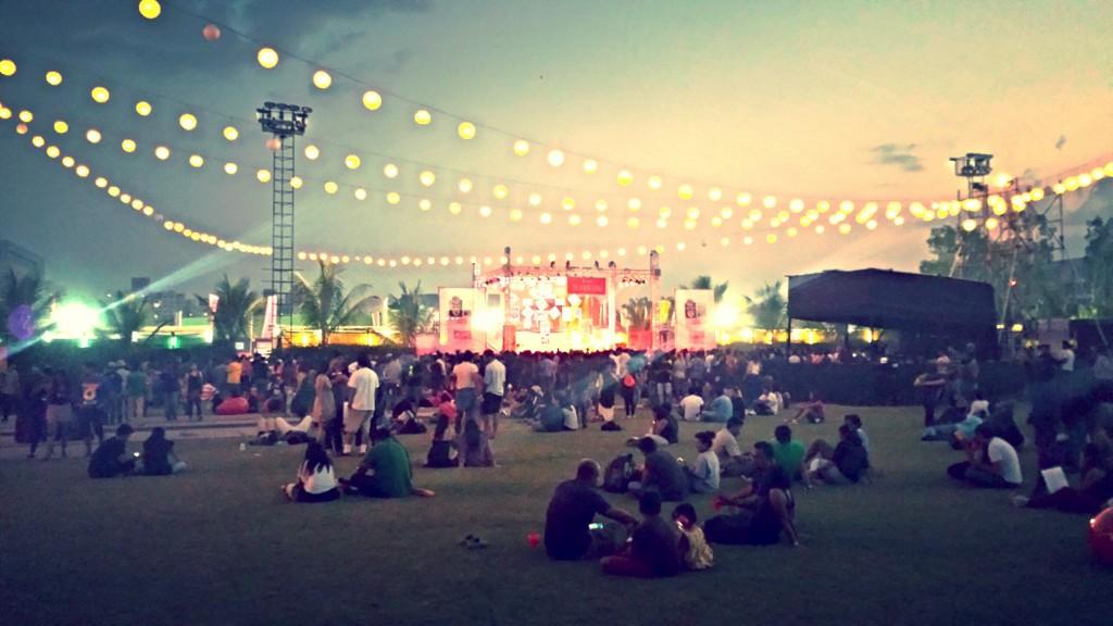 Bacardi Weekender Festival